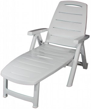 Chaise longue Florida