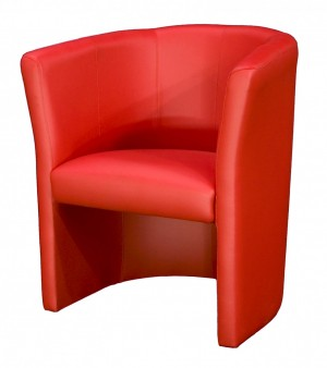 Fauteuil Cadran Rouge