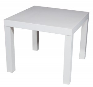 Table Basse Woody Blanche