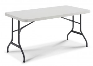 Table Super Plumes
